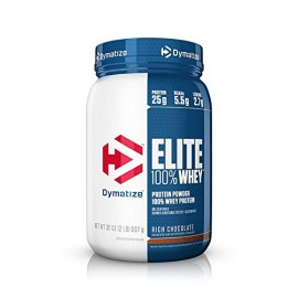 Whey Protein Isolate - Dymatize Nutrition Elite