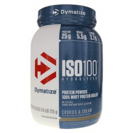 Whey Protein Hydrolyzed - Dymatize Nutrition ISO 100% / 5LBS