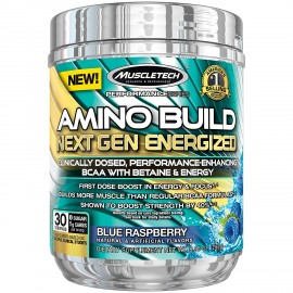 MuscleTech Nutrition Amino Build Next Generation Energized