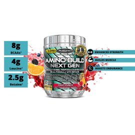 MuscleTech Nutrition Amino Build Next Generation