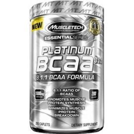 MuscleTech Nutrition Essential Platinum BCAA 8:1:1
