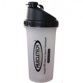 MT Logo platinum Cute 700ml - Protein Shaker Bottle