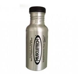 MT Logo Platinum Double container - Shaker Bottle