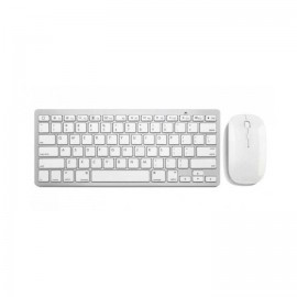 Mini Wireless Keyboard Without Number Pad And Mouse Combo