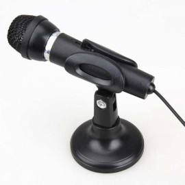 Mini Microphone With Desktop Stand