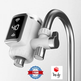 Nudge Faucet Electrical Instant Hot Water Heating Tap