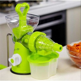 Deluxe Store Juicer and Grinder   Green