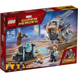 LEGO 76102 Thor's Weapon Quest - Kids Toys & Games
