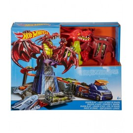 MATTEL DWL04 HW DRAGON SMASH TVD