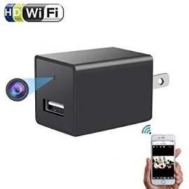 USB Wall Charger   Hidden Spy Camera   Nanny Spy Camera   Adapter