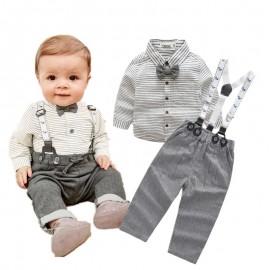 Baby Boy Gentleman Party Set