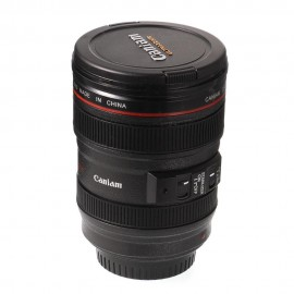 Camera Lens Coffee Mug - Photographer Camera Mug