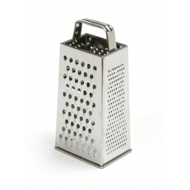4-Side Stainless Steel Grater and Slicer- Kitchen Utensils