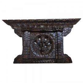 Aakhijhyal | Wooden Handicraft Product |  Customizable Handicraft