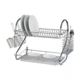 2 Layer Dish Drainer / Kitchen Materials