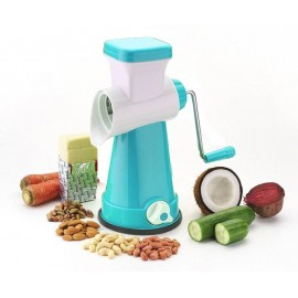 Rotary grater and slicer (Vegetable Slicer)