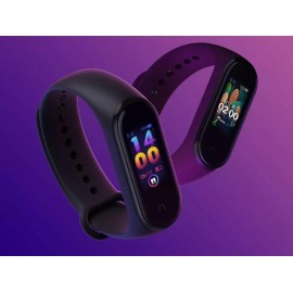 MI Band 4 Smart band  Smart watch Fitness band  On-cell capacitive touchscreen   Waterproof up to 5 ATM   Fitness tracker