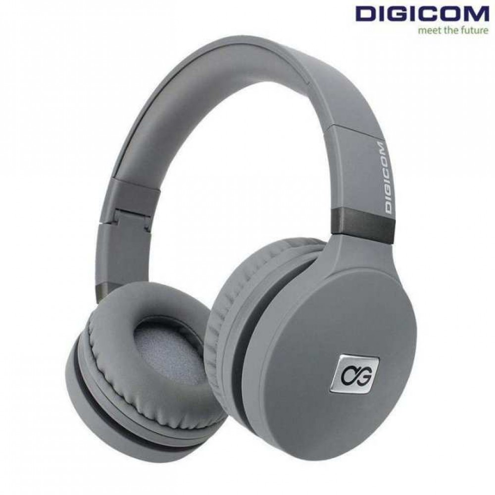 Digicom Bluetooth Wireless Foldable Over Headphone In Nepal