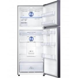 Samsung 465L 3 Star Frost Free Double Door Refrigerator (RT47K6238UT/TL, Blue, Convertible)