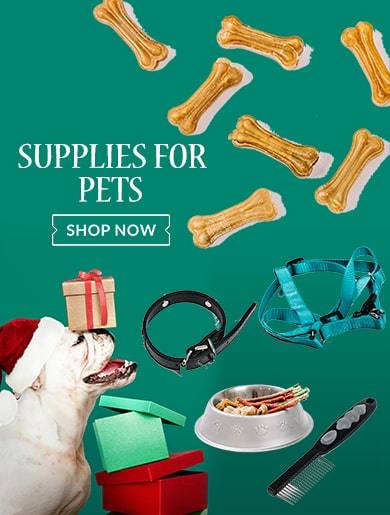 get all the supplies for your pets in choicemandu online shopping site