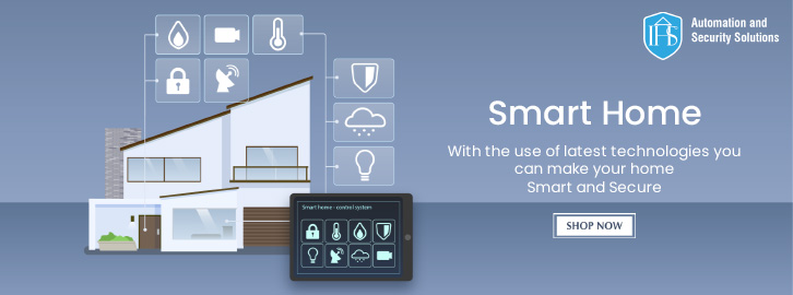 Order most secured home automation system from Choicemandu online shopping.