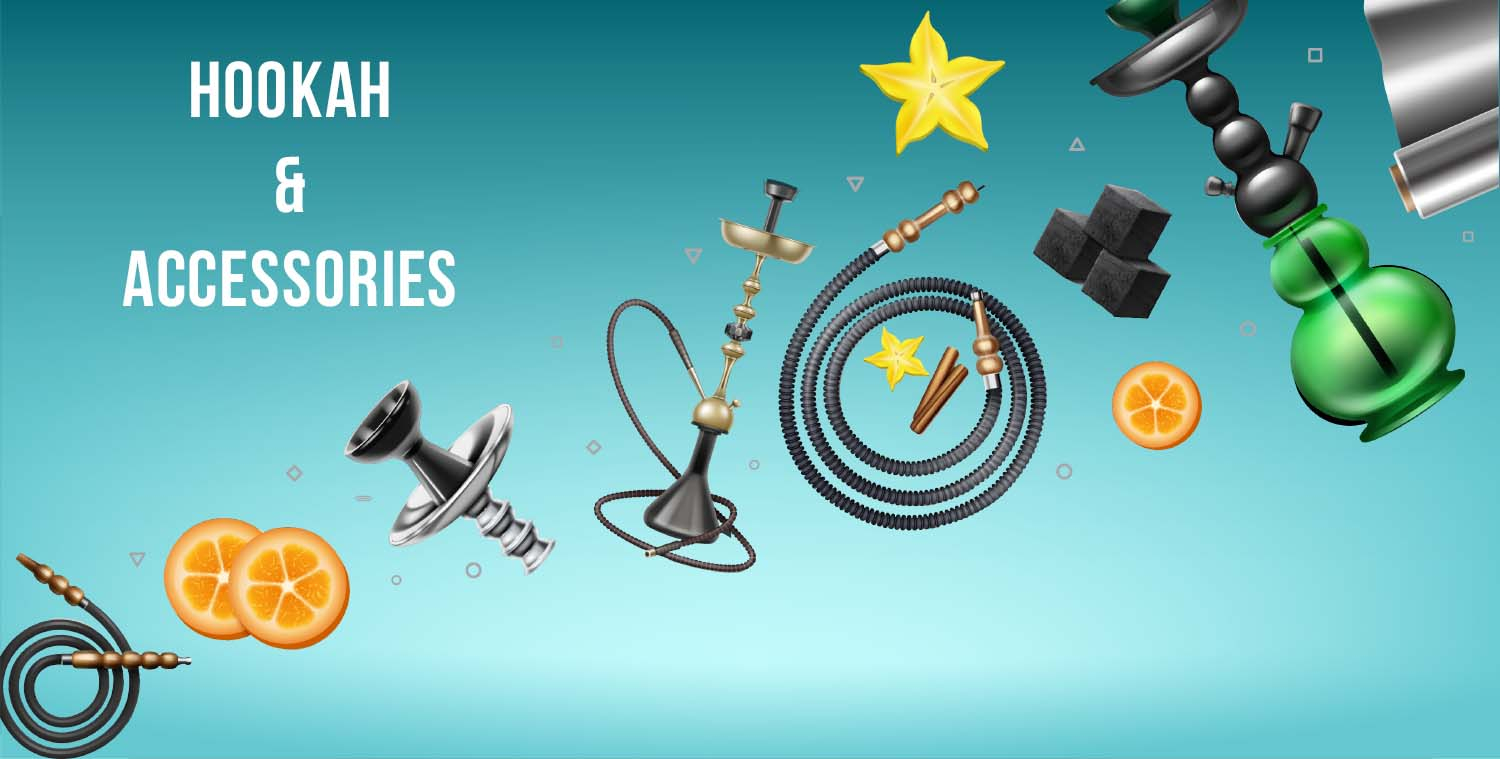 Get hookah, hookah flavours and different accessories in Choicemandu Online Shopping Site