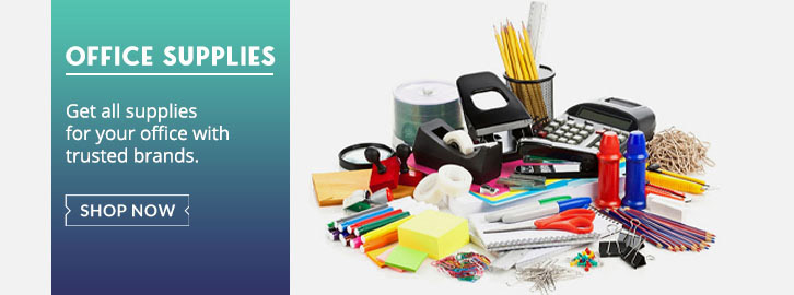 Get all supplies for your office in Choicemandu Online Shopping Site