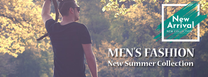 Get latest fashionable summer clothes for men in Choicemandu Online Shopping Site