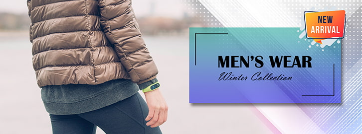 Get latest fashionable winter clothes for men in Choicemandu Online Shopping Site