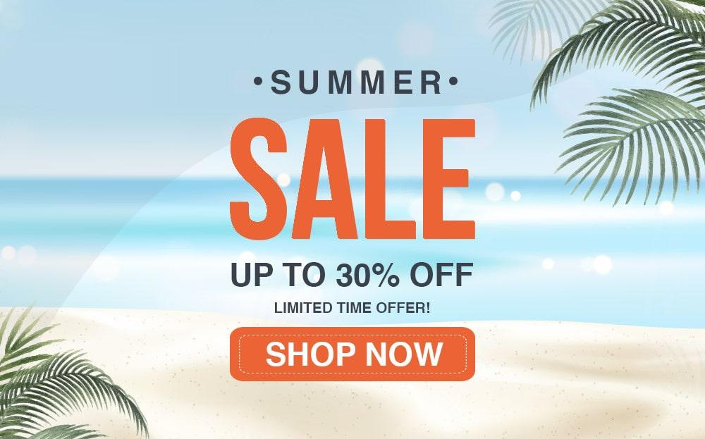 Special summer sale discounts in Choicemandu online shopping