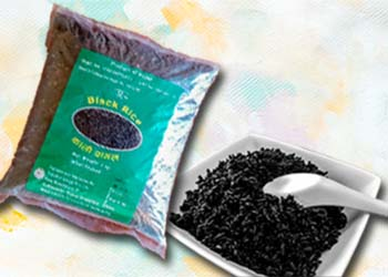 Black Rice : Importance and Health Benifits