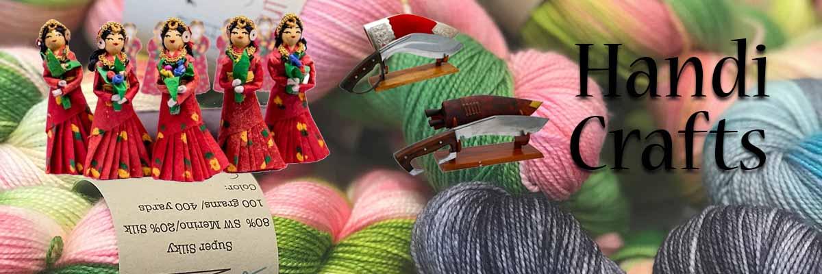 Handicrafts in Nepal   Handmade crafts   Khukuri   A holy skill in Nepali Hands